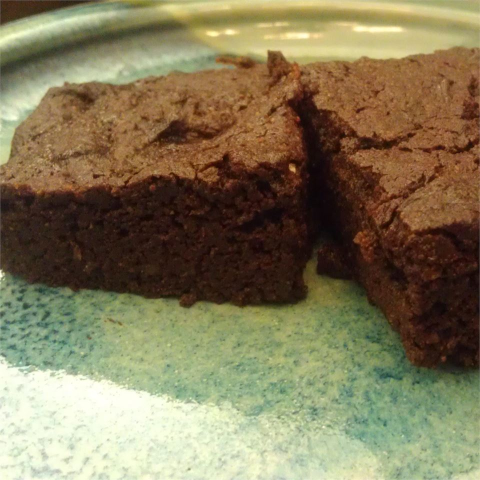 Vegan Gluten-Free Brownies ChrissyintheKitchen