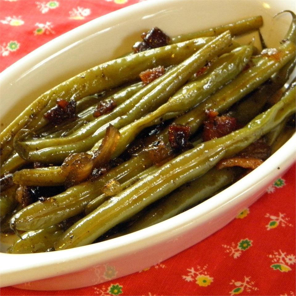 Sweet and Tangy Green Beans ODIEZMA