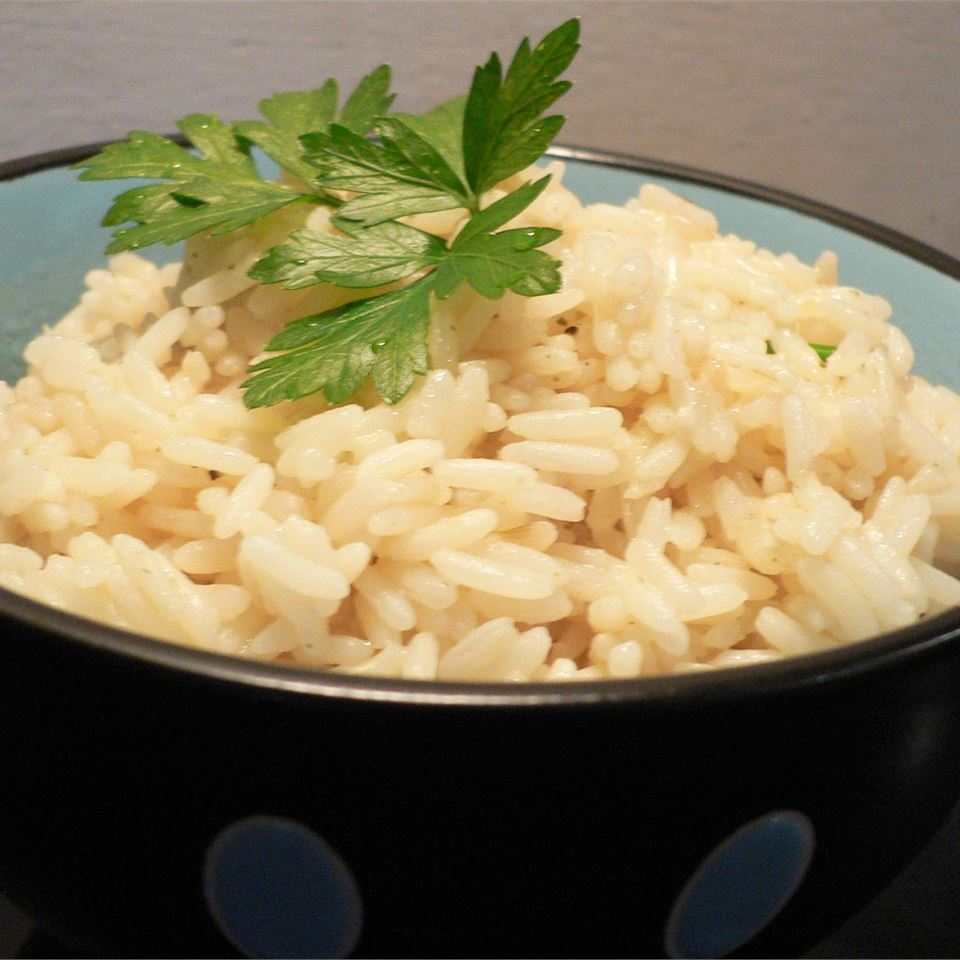 Brazilian White Rice cookiequeen