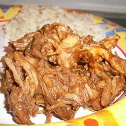 BBQ Pork for Sandwiches