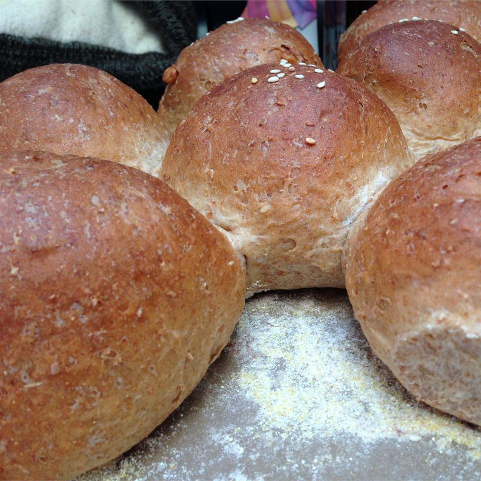 Westrup Whole Wheat Bread llmcc
