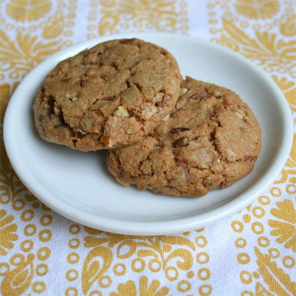 Toffee Crunch Cookies Andy