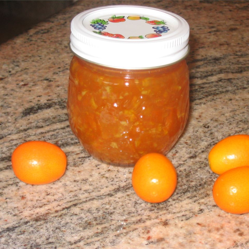 Kumquat-Orange Marmalade Kimberly V.