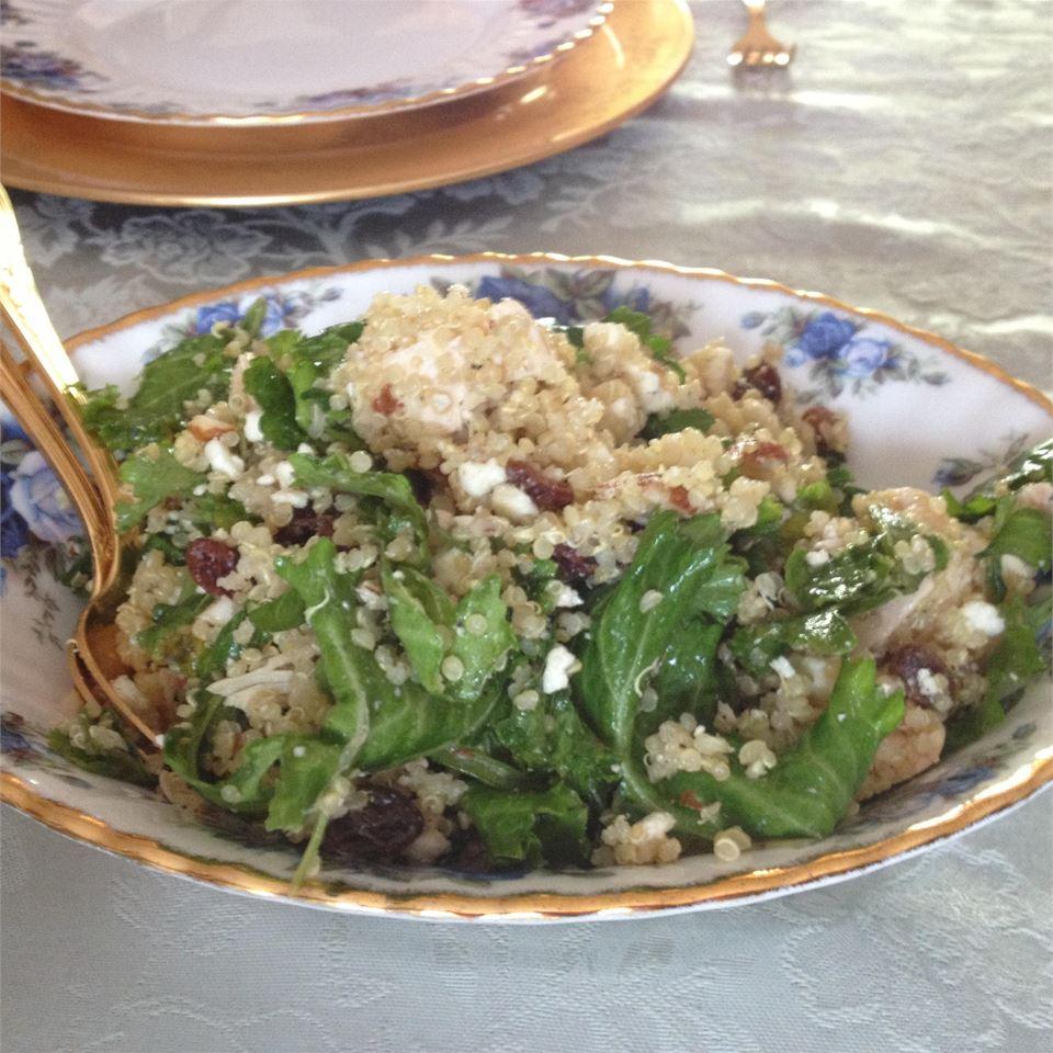 Kale and Quinoa Salad englishjewel