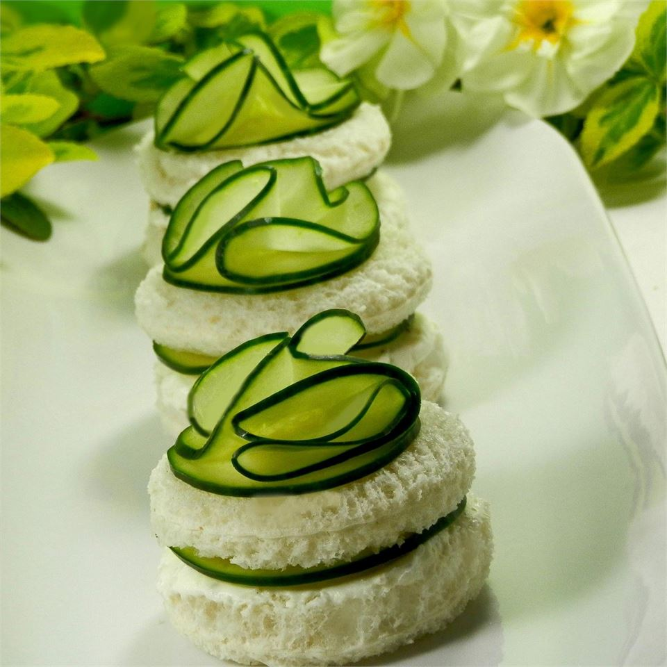 Cucumber Sandwiches III Seeker