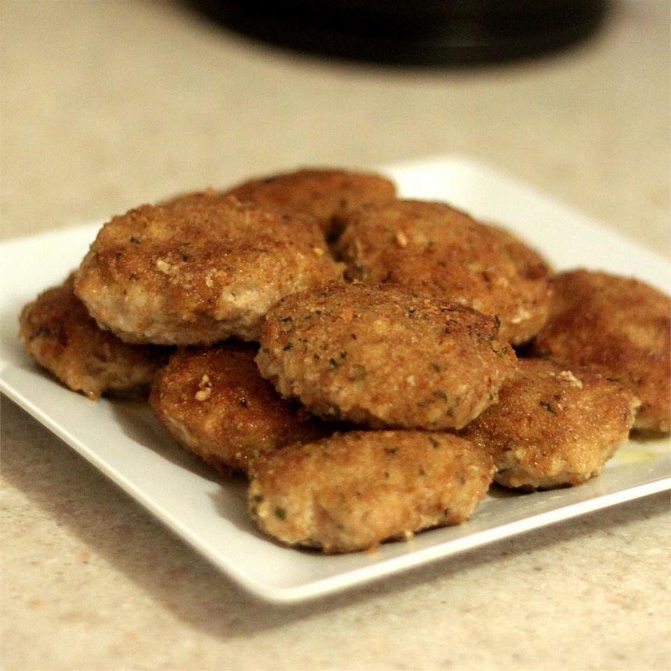 Natasha's Chicken Burgers ChatteroosMom