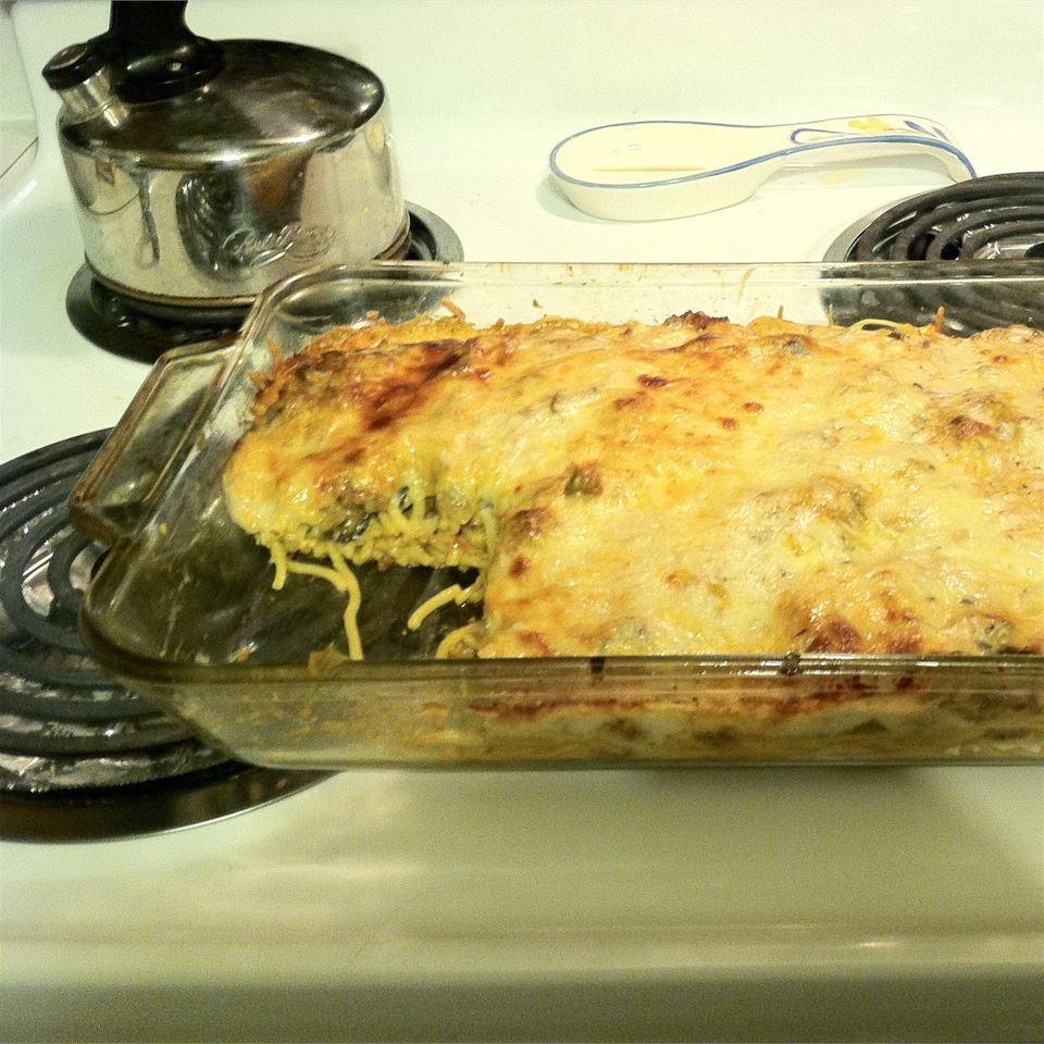Baked Spaghetti I LOSTINIOWA68