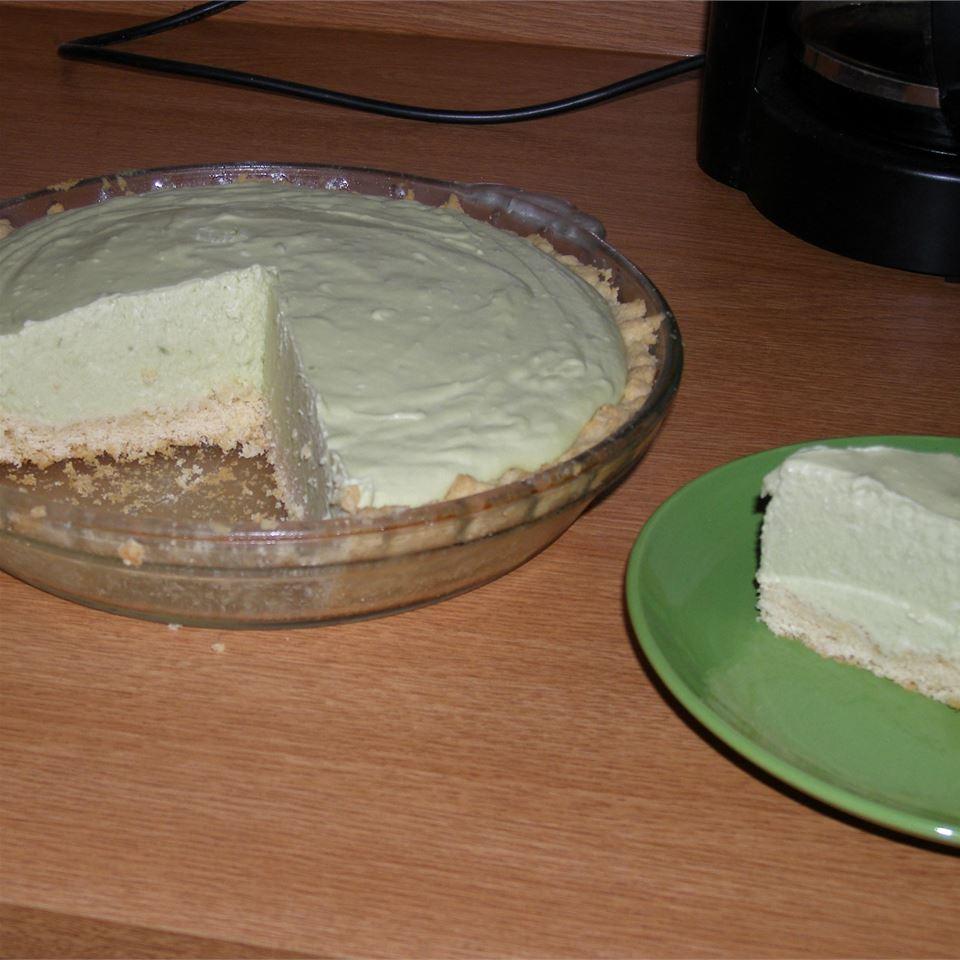 Avocado Lime Cheesecake Clay
