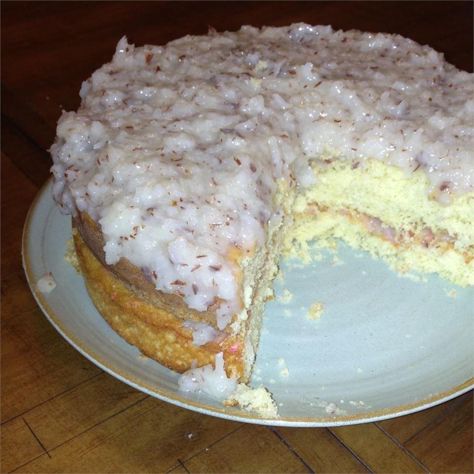 White Velvet Cake I