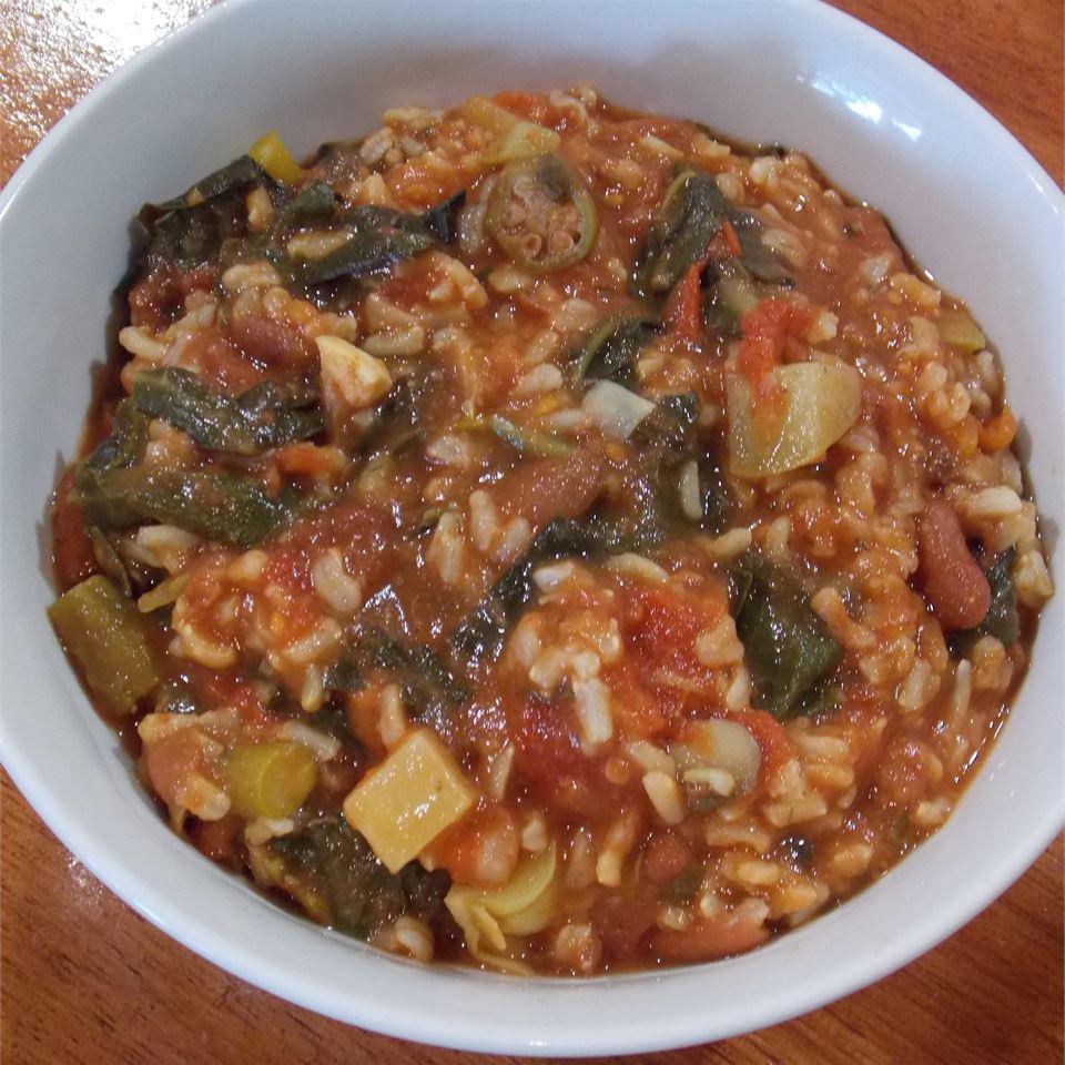 Vegan Caribbean Stew