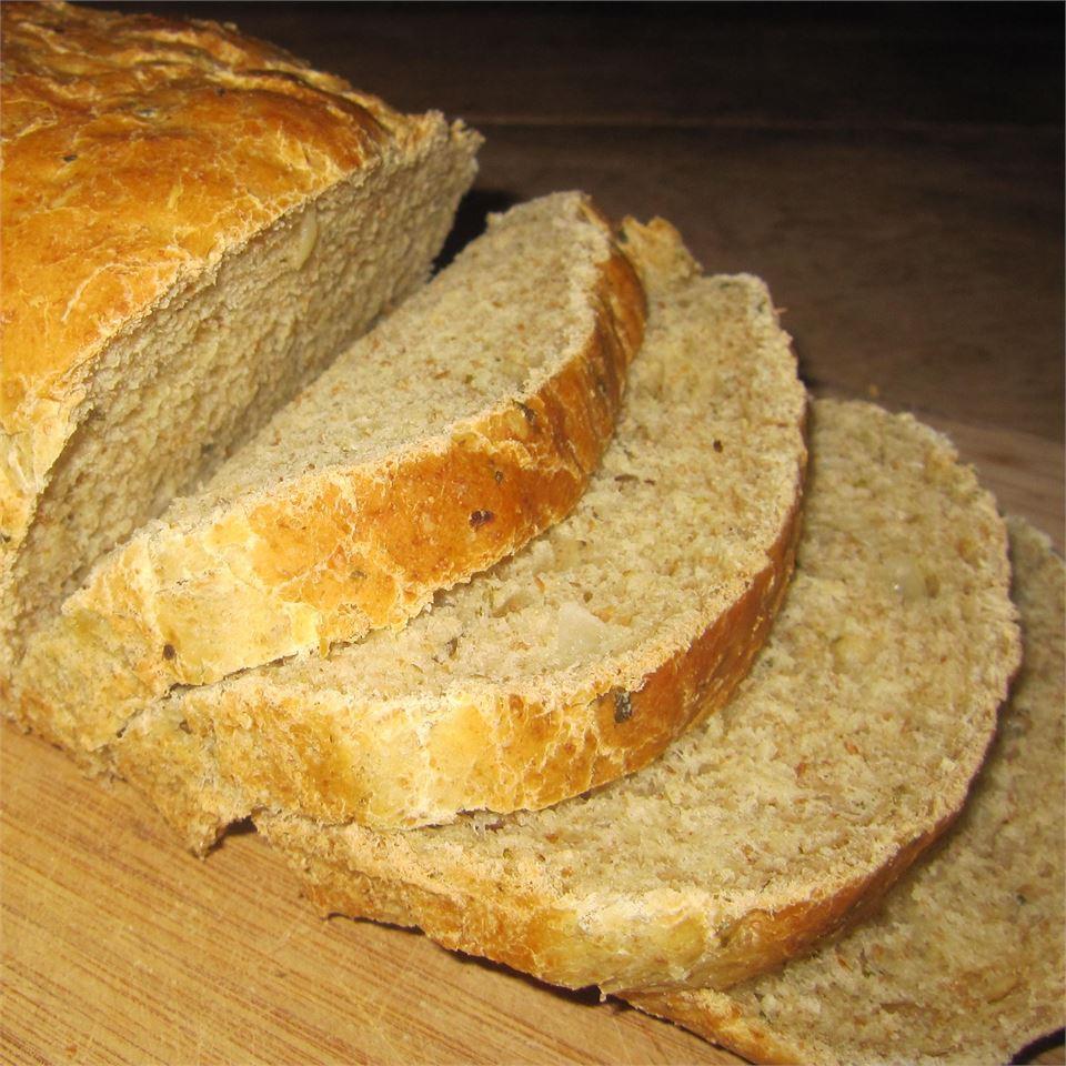 Argentine Chimichurri Bread clareh