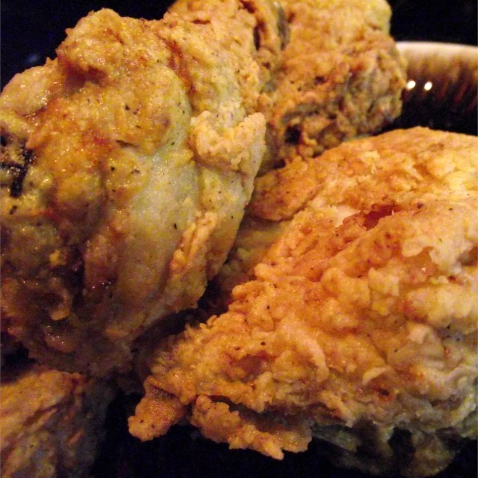 Heather's Fried Chicken Cynthia LaFourcade