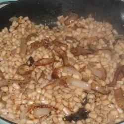 Daddy's Fried Corn and Onions MrsHappyHomemaker