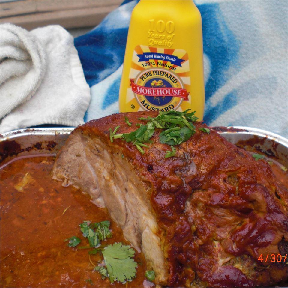 Betty's Pork Roast Patty Cakes