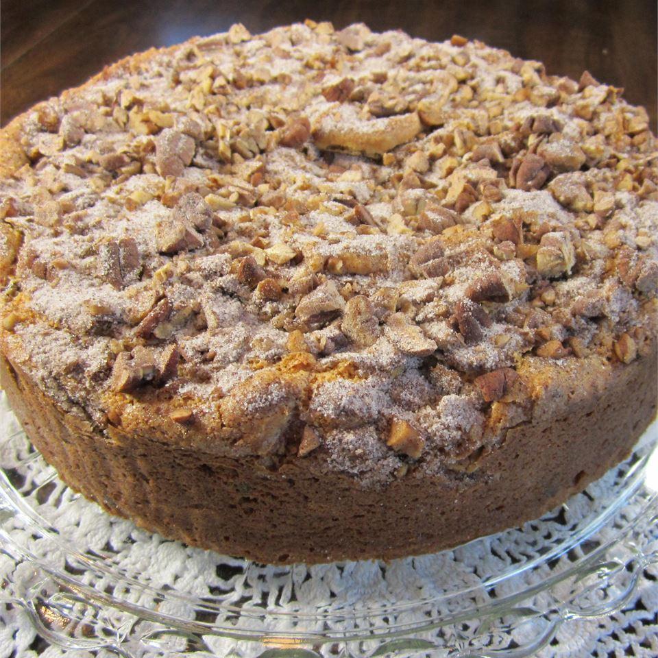 Easy Chocolate Chip Coffee Cake Deb C