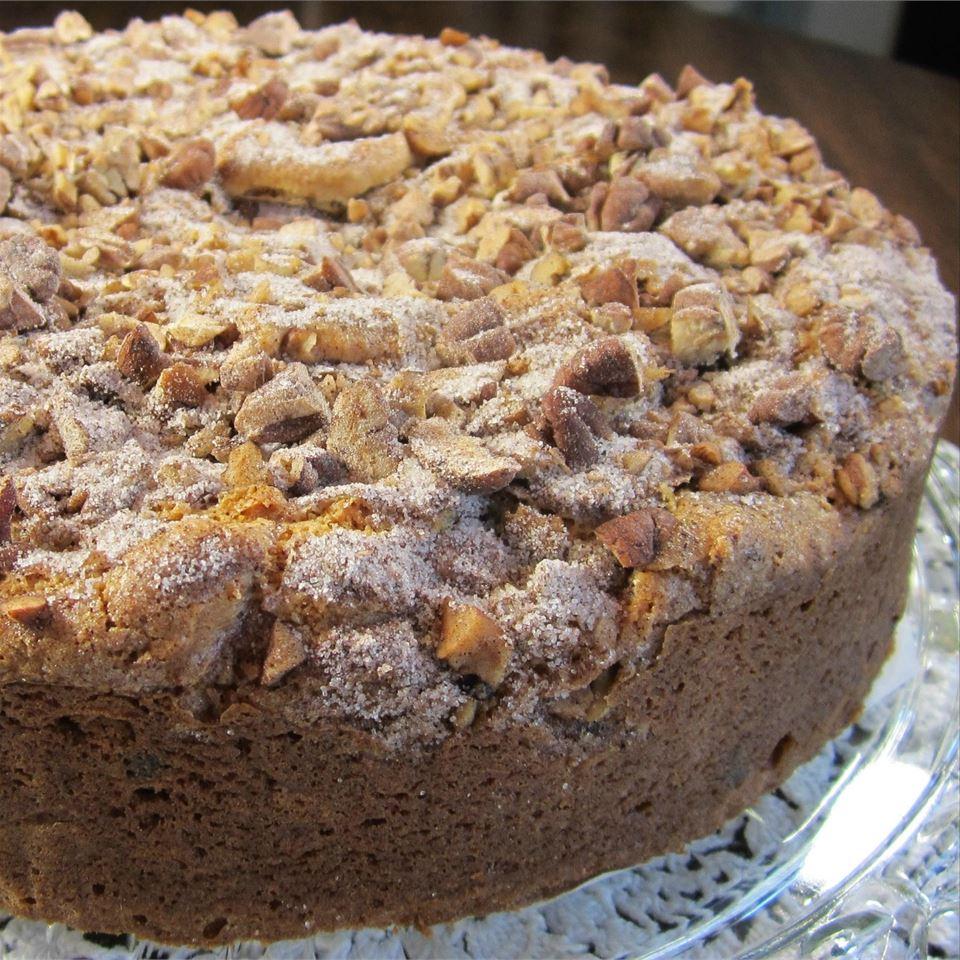 Easy Chocolate Chip Coffee Cake