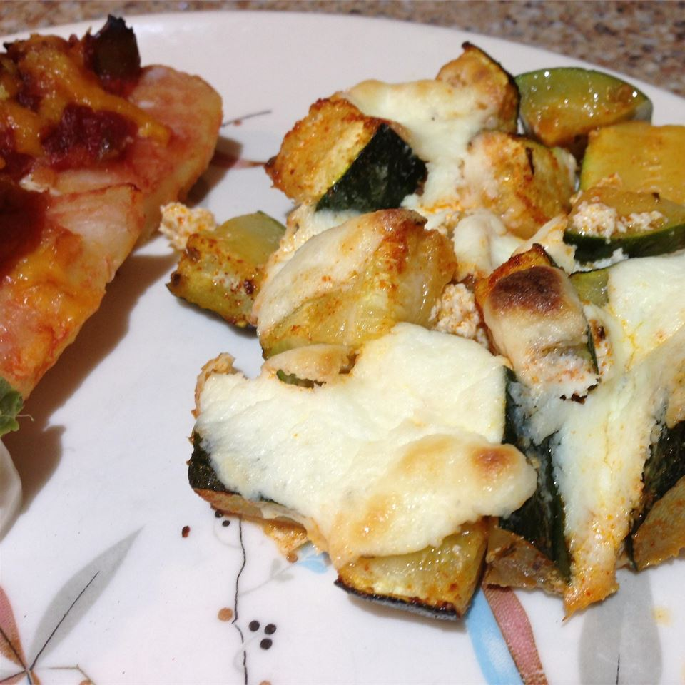 Zucchini and Ricotta Casserole thedailygourmet