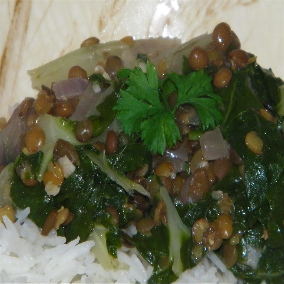 Lentils And Spinach Seattle2Sydney