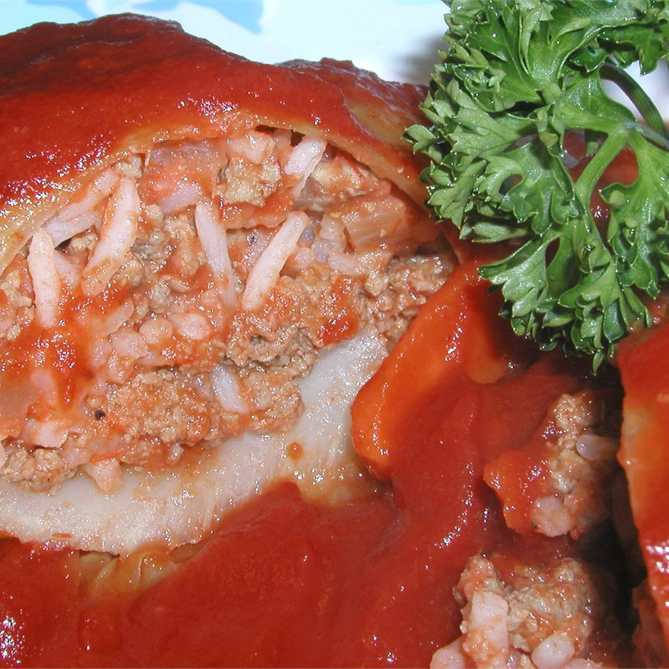 Turkey Cabbage Rolls
