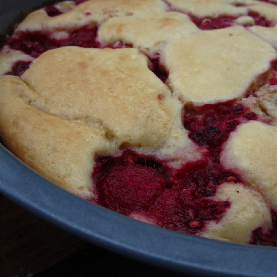 Berry Good Coffee Cake pomplemousse