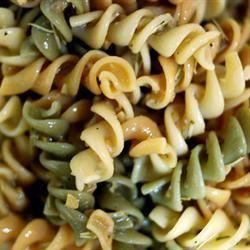 Rosemary Pasta in Roasted Garlic Sauce Mela