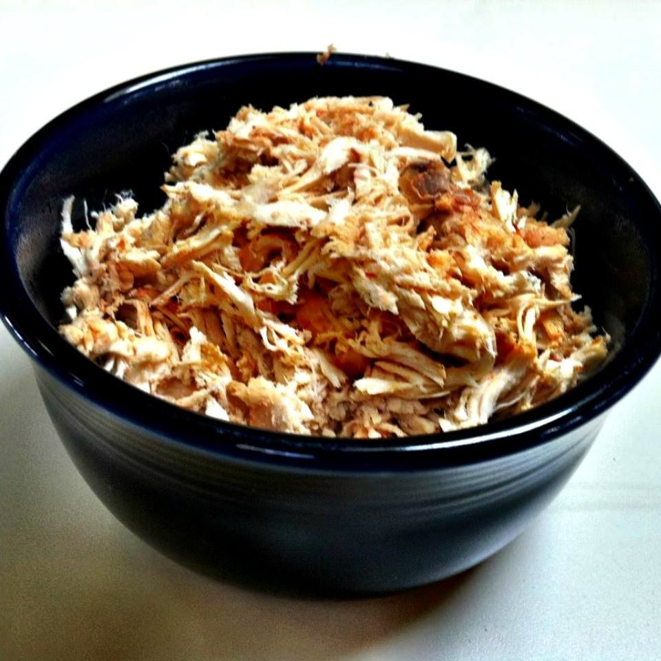 Slow Cooker Spicy Chicken