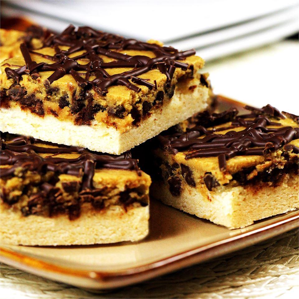 Mocha Cheesecake Brownie Bars Stephanie