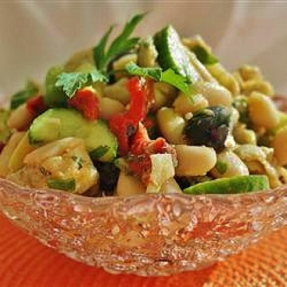 White Bean Salad naples34102