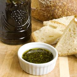 Spicy Oil and Vinegar Bread Dip Trusted Brands