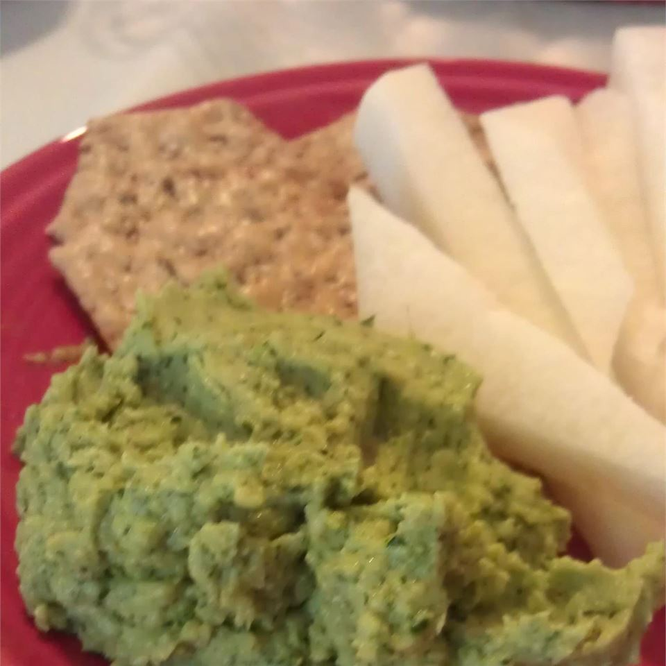 Cilantro Lime Hummus Queen