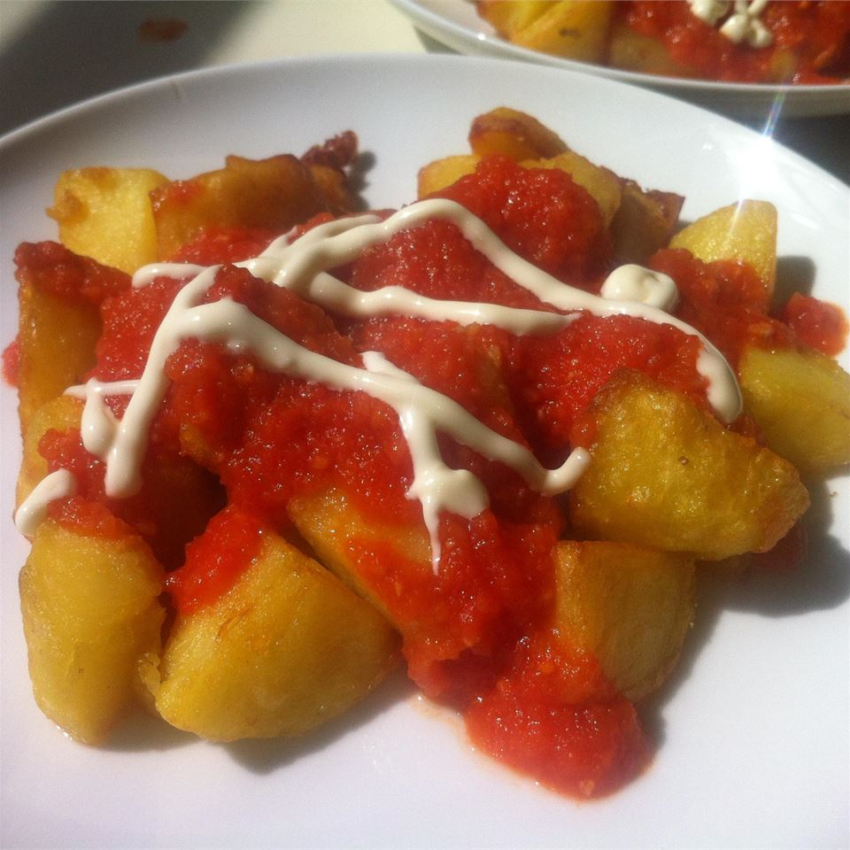 Authentic Patatas Bravas