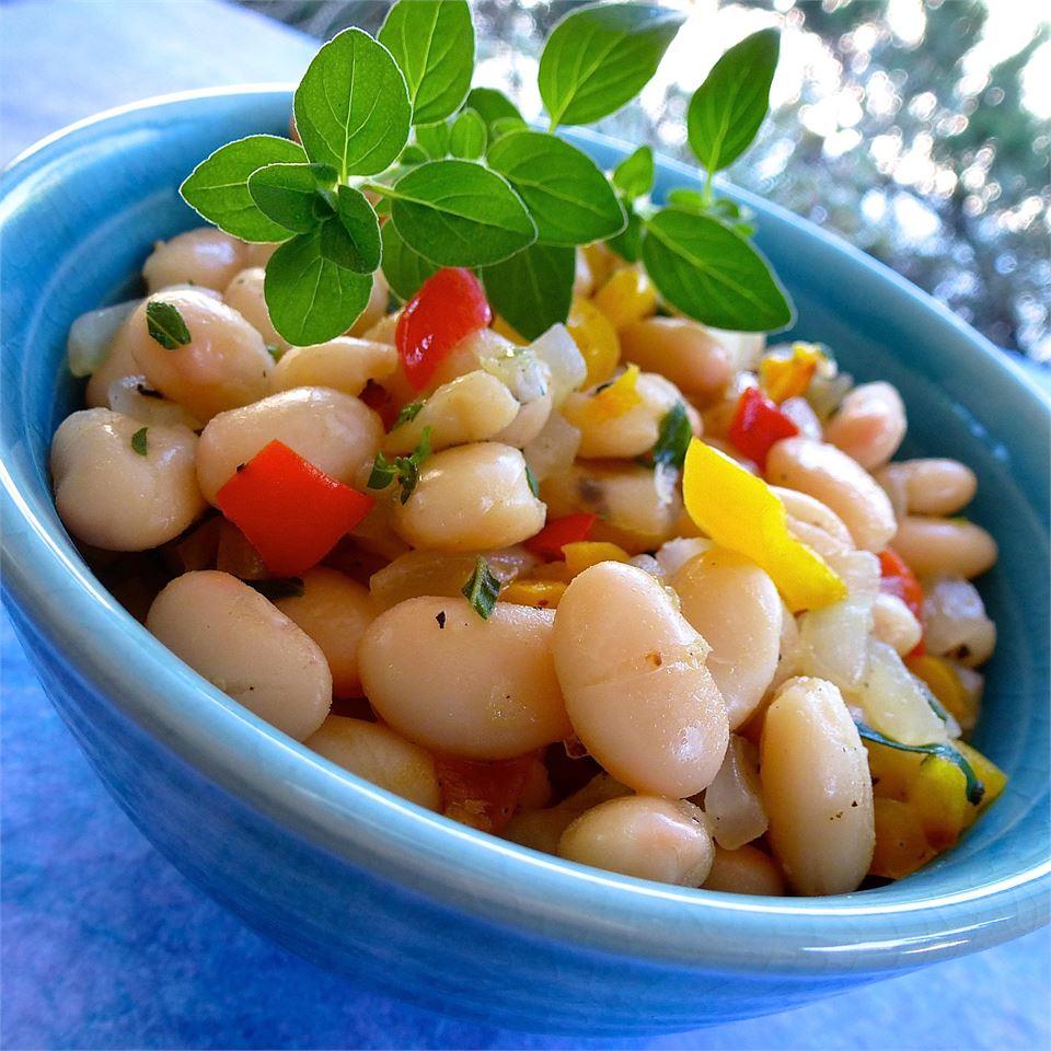 White Beans and Peppers MOTTSBELA
