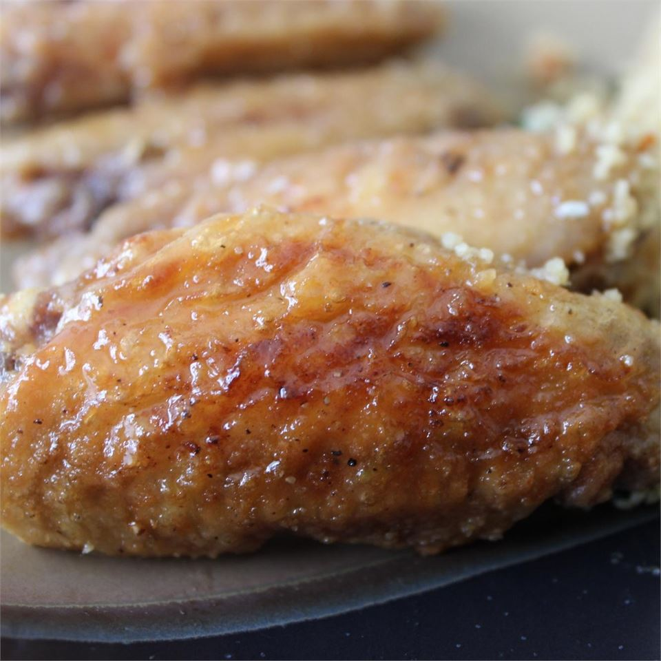 Honey Lime Chicken Wings mommyluvs2cook