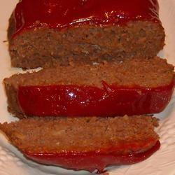 Ann's Sister's Meatloaf Recipe