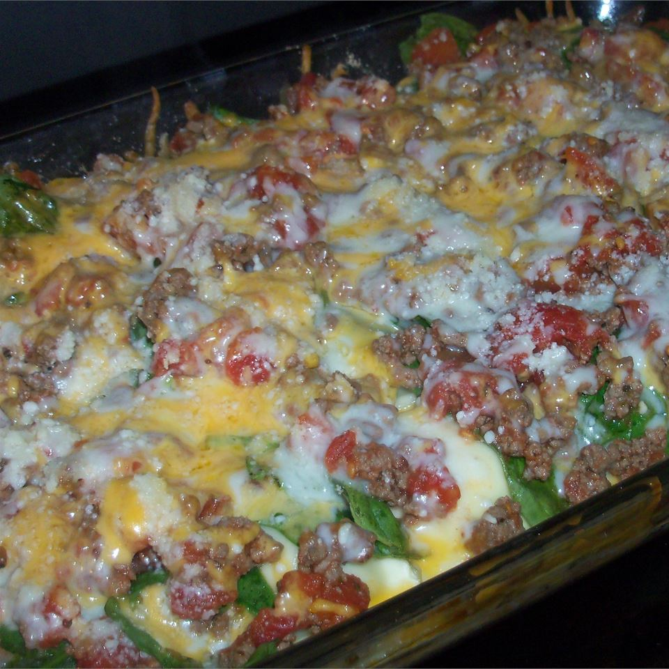 Easy Mouthwatering Baked Ravioli