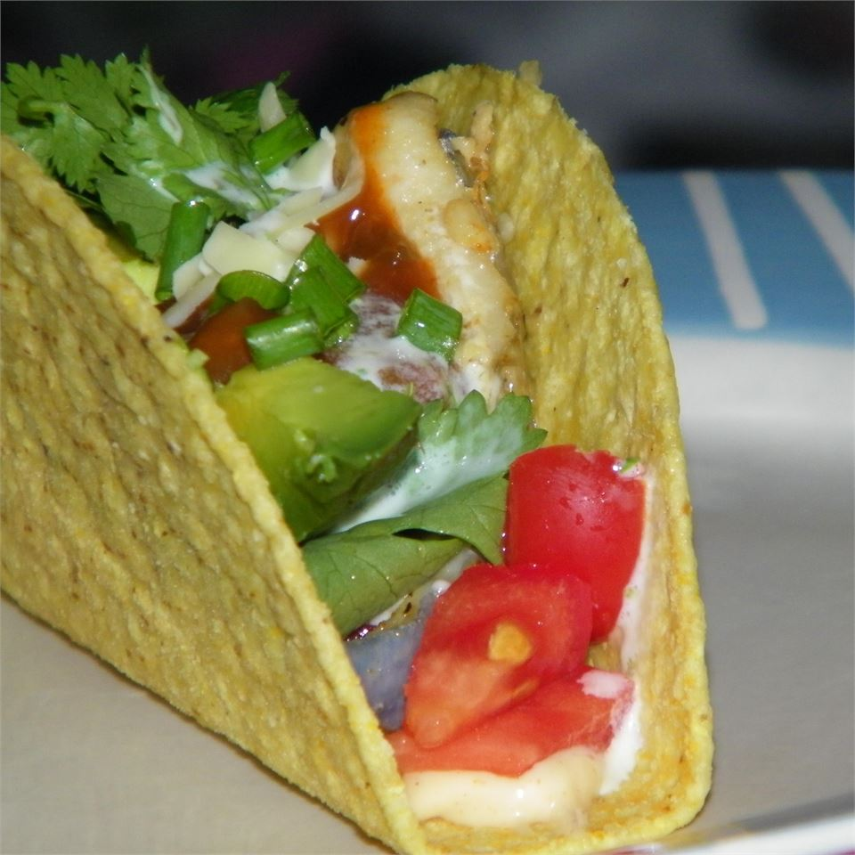 Fish Tacos Ultimo