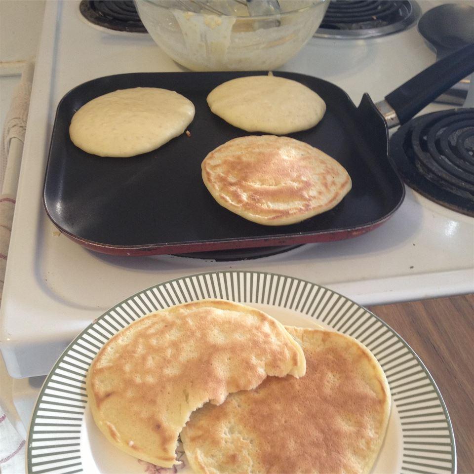 Delicious Gluten-Free Pancakes mariacrlopez