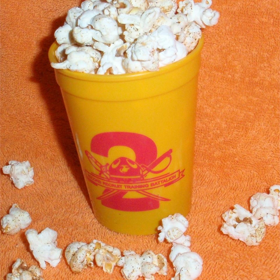 Homemade Chili Seasoning Popcorn sueb