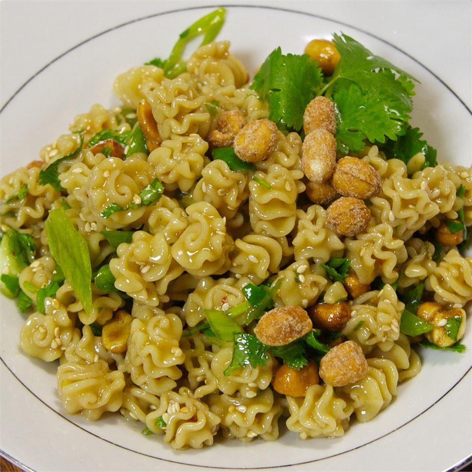Norris' Sesame Pasta Salad Sookie Fae Halliwell