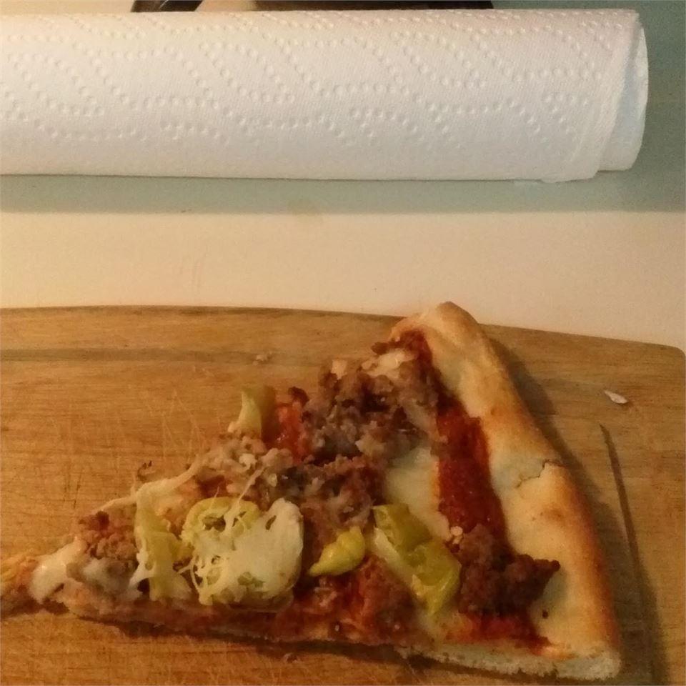 Perfect Parmesan Pizza Dough