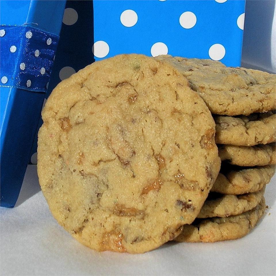 Butterfinger Cookies Lori