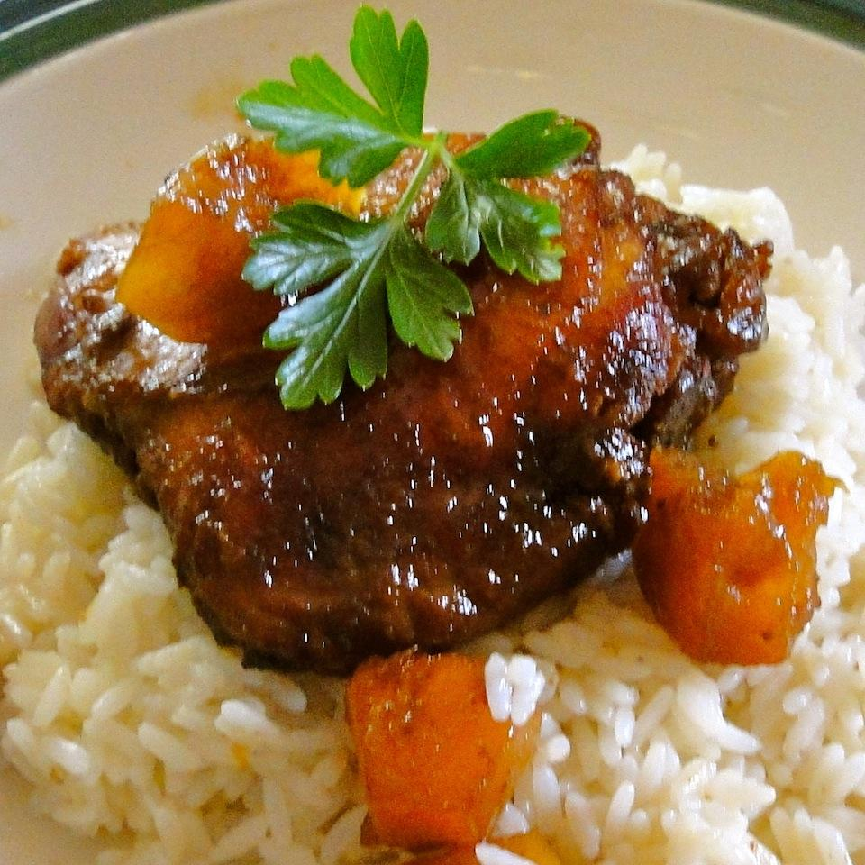 Take The Night Off Slow Cooker Pineapple Chicken