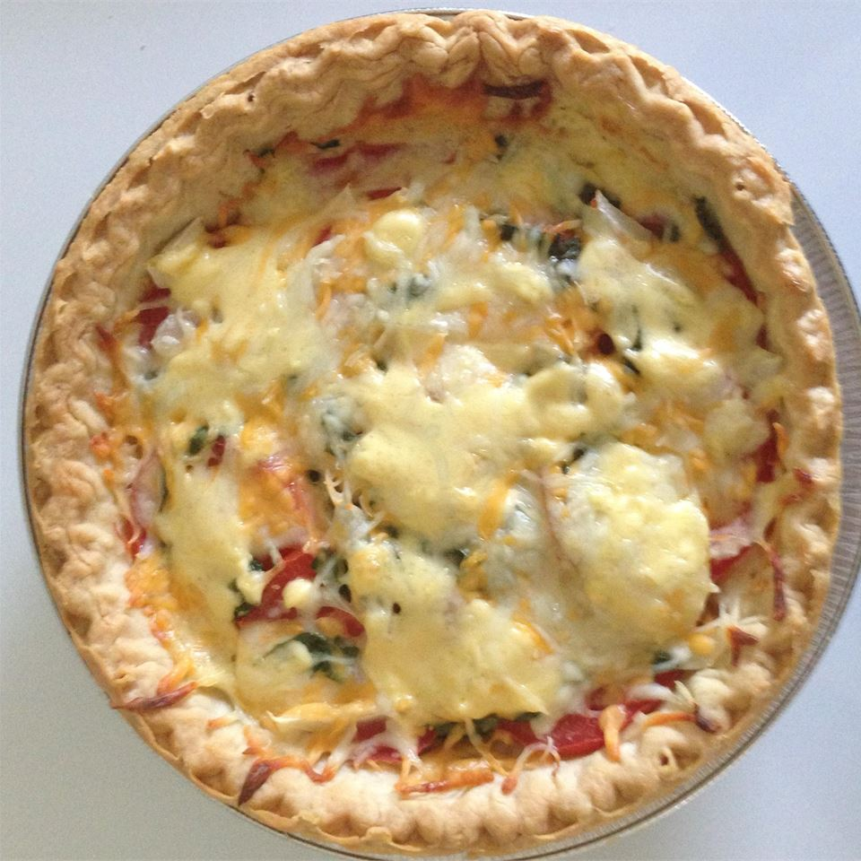 Summer Tomato Pie Allisan