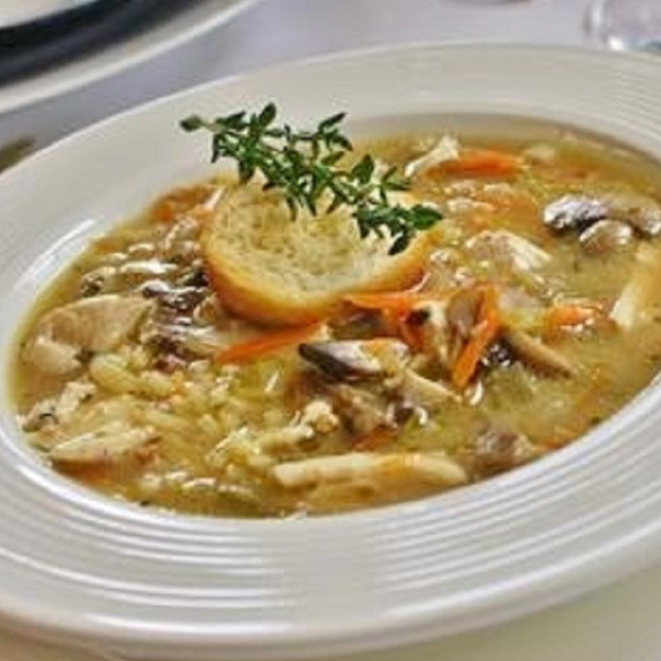 Chicken Wild Rice Soup naples34102