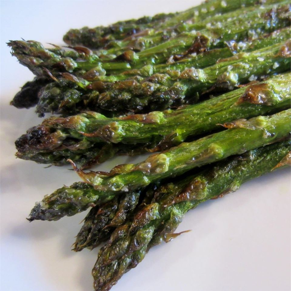 Grilled Asparagus Anonymous