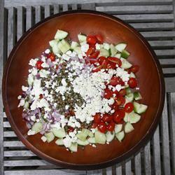 Oia Greek Salad Lisawas