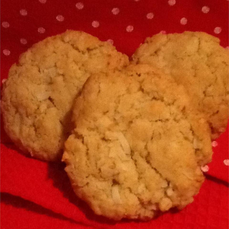 Royal Coconut Cookies Brookside Bistro