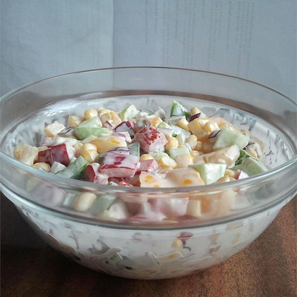 Cold Corn Salad endrju