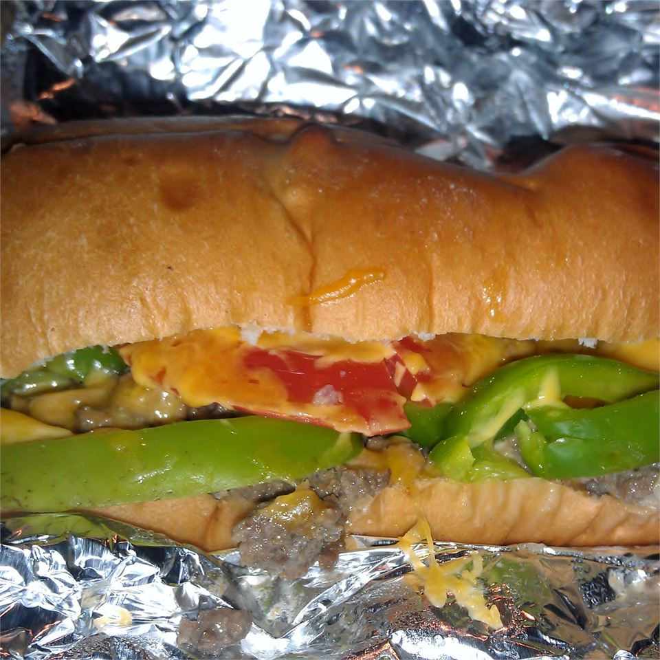 Stroganoff Sandwich Steve Beane