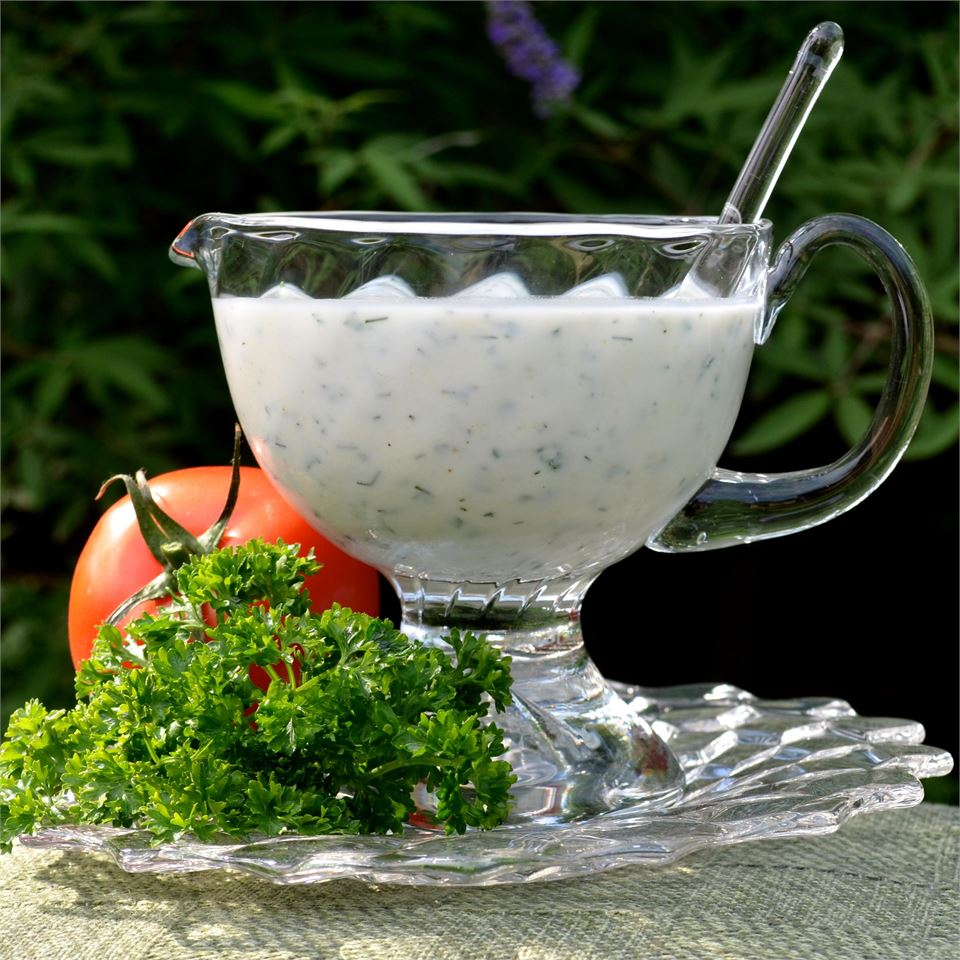 Low Fat Buttermilk Ranch Dressing